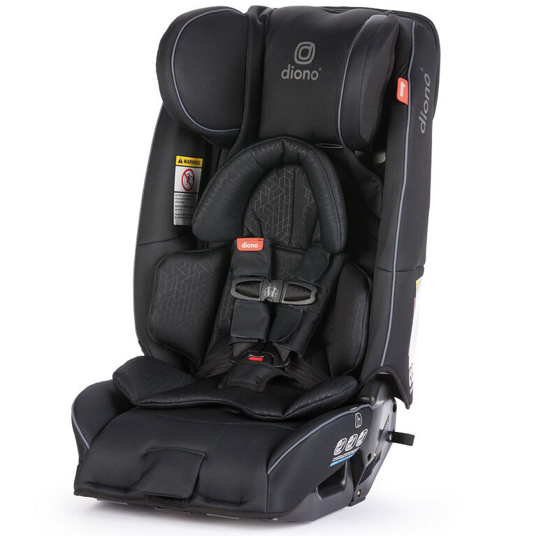 Diono Radian 3RXT All-In-One Convertible Car Seat - Black