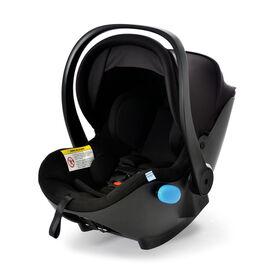 Clek Liingo infant seat in carbon