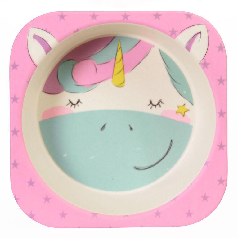 Safety 1st  Bamboo Bowl - Unicorn