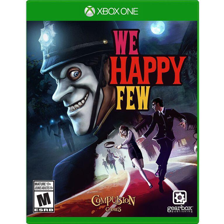 Xbox 1-We Happy Few Xbox One