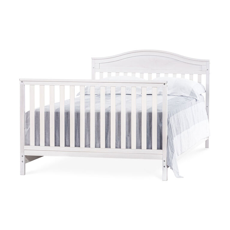 Child Craft -Lit de bébé Convertible 4-en-1 Sidney - Lavage Blanc