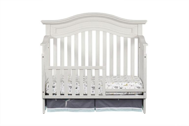 Oxford Baby Danbury Toddler Guard Rail - Vintage White - R Exclusive