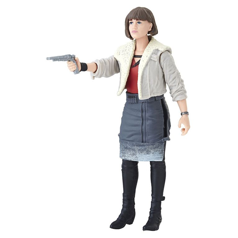 Star Wars Force Link 2.0 - Figurine Qi'Ra (Corellia).