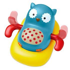 Jouet pour le bain Hibou Paddle & Go de Skip Hop Zoo.