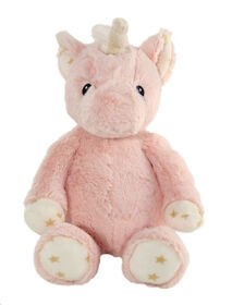 Cloud b Ella the unicorn pink