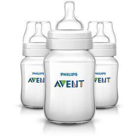 Biberon Anti-colique Philips Avent, 240 ml, 3 pq.