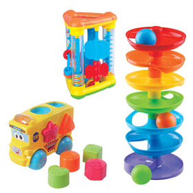 Imaginarium Baby - 3 In 1 Wonder Playset