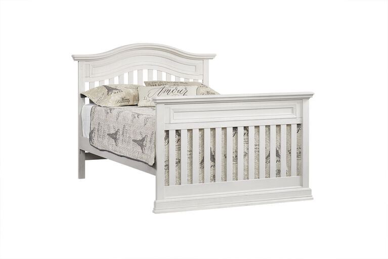 Oxford Baby Danbury Full Bed Conversion Kit - Vintage White - R Exclusive
