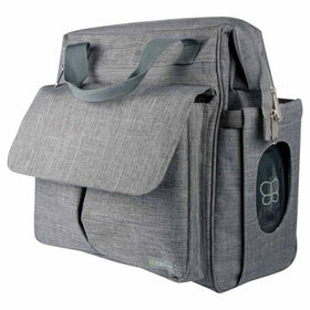 Metrö - Convertible Diaper Backpack - Charcoal