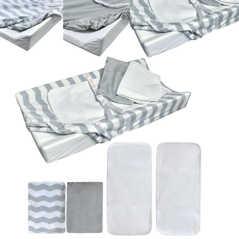 Kidicomfort Nursery Essentials 5-Piece Set