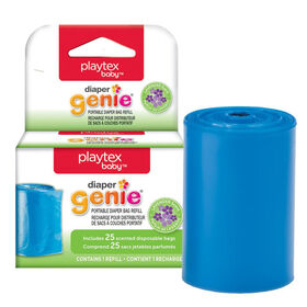 Playtex Baby Diaper Genie On-the-Go Portable Refills