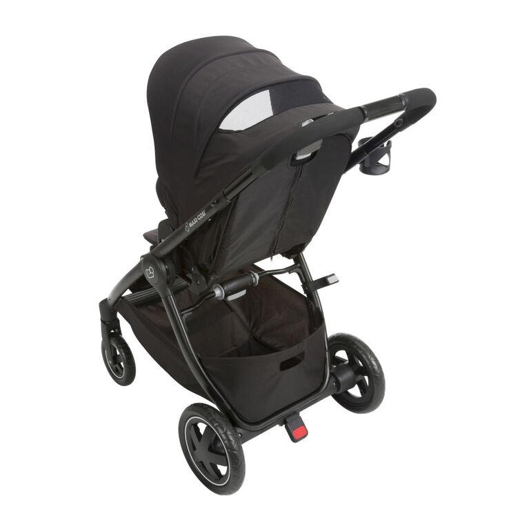Maxi-Cosi Adorra Stroller - Devoted Black