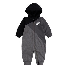 Nike Coverall - Black, 6 Months