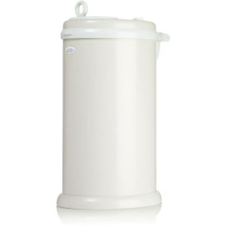 Ubbi Stainless Steel Diaper Pail - Ivory