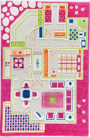 2D Play Houseplay Carpet