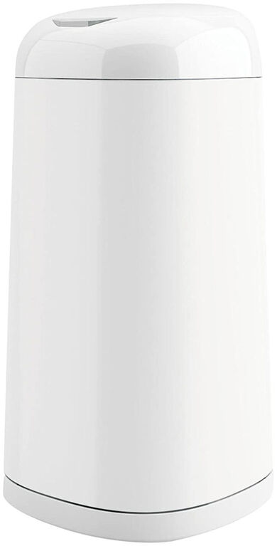 Playtex Baby Diaper Genie Expressions Diaper Pail - Simple White