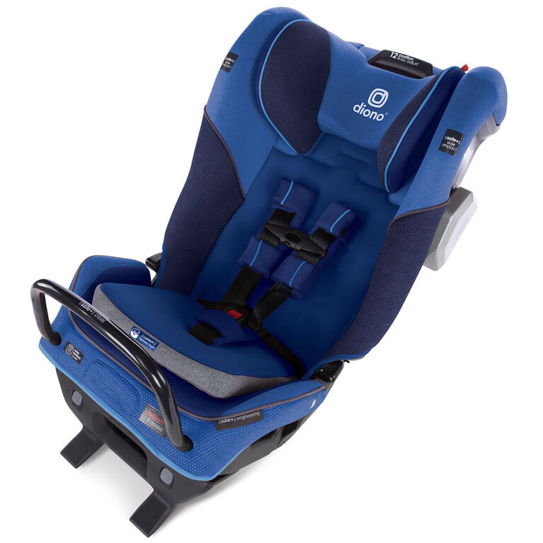 Radian 3Qxt Latch All-In-One Convertible Car Seat - Blue