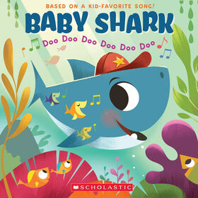 Baby Shark: Doo Doo Doo Doo Doo Doo - English Edition