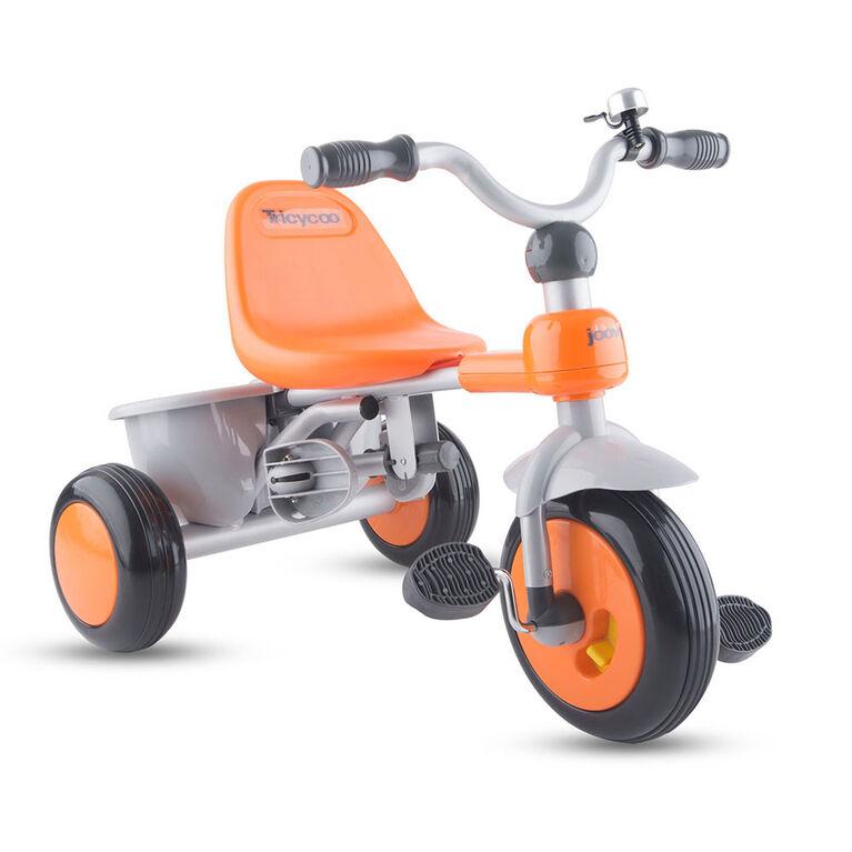 Tricycle Tricycoo de Joovy - Orange