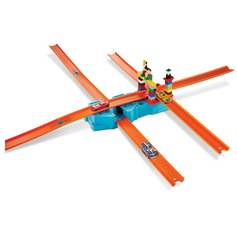 Hot Wheels Track Builder Boost It! - R Exclusive