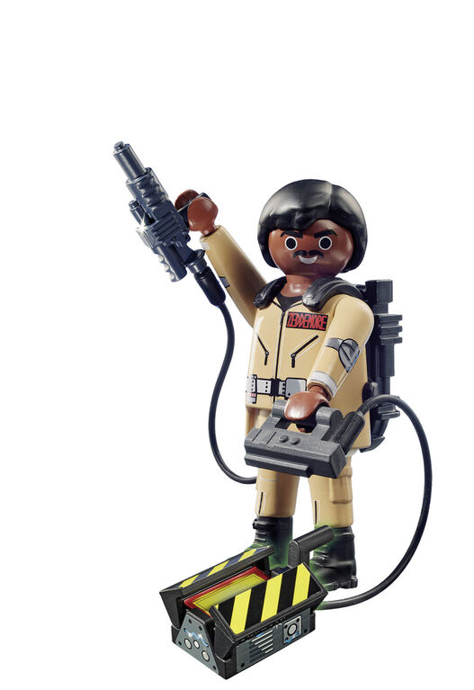 Playmobil -  Ghostbusters Edition Collector W Zeddemore
