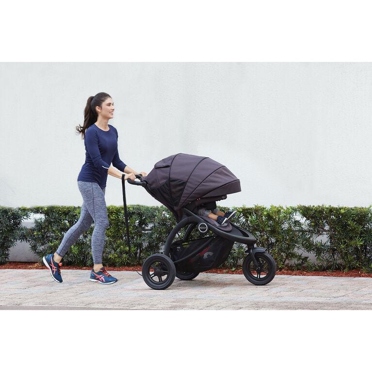 Poussette de jogging TrailRider de Graco - Comet - Notre exclusivité