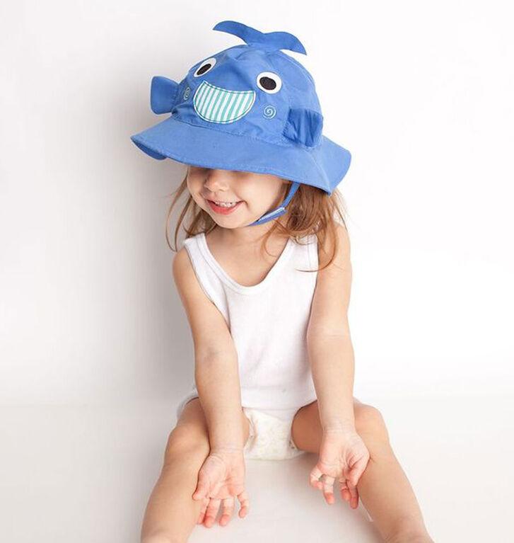 Zoocchini - Swim Diaper & Hat Set - Whale - Small