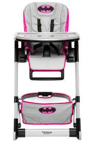 Chaise haute Deluxe KidsEmbrace - DC Comics Batgirl.