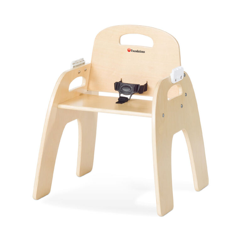 Foundations Easy Serve Ultra-Efficient Feeding Chair 13 Seat Height