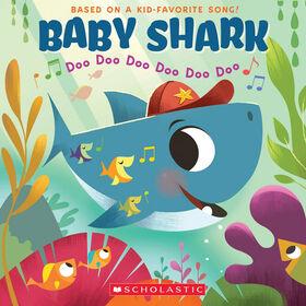 Baby Shark: Doo Doo Doo Doo Doo Doo - Édition anglaise