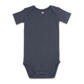 Koala Baby Short Sleeved Bodysuit - Navy, 12-18 Months