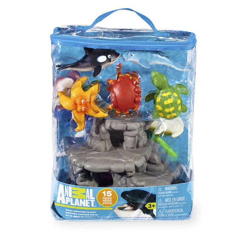 Animal Planet -Ocean Preschool Playset - Notre exclusivité
