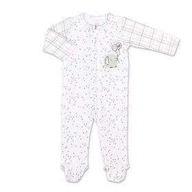 Dormeuse Koala Baby, Plaid Grey Elephant, Prématuré