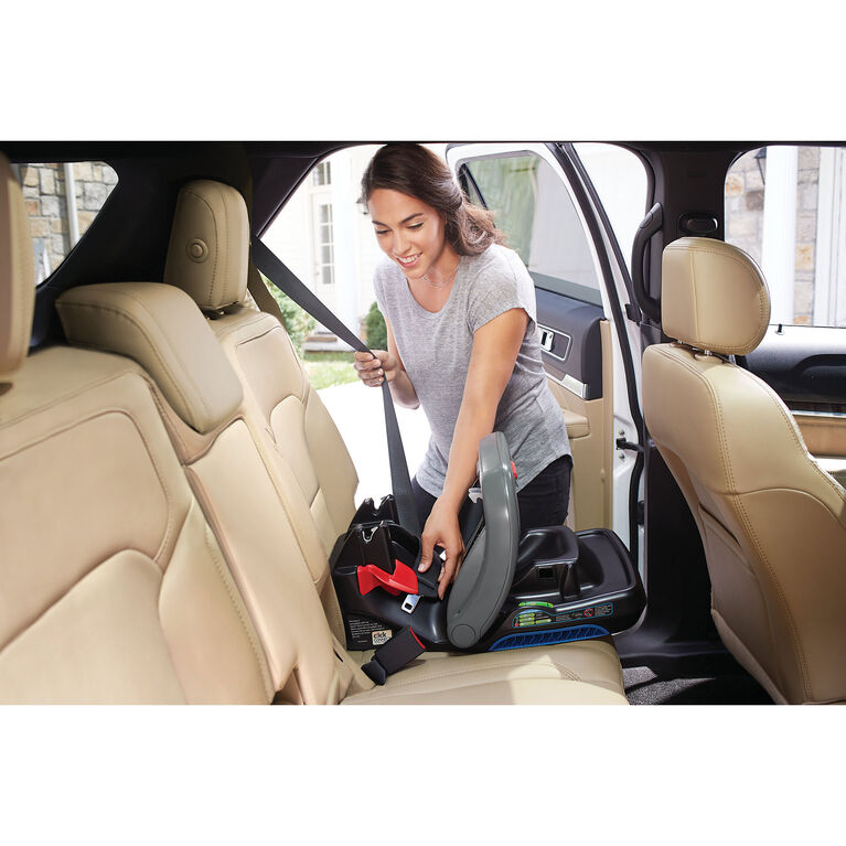 Graco SnugRide SnugLock DLX Infant Car Seat Base - Black