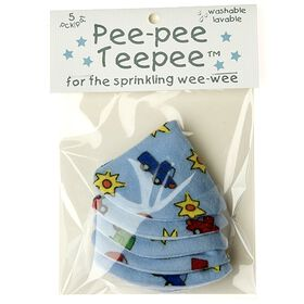 Pee-Pee Teepee - Autos et camions.