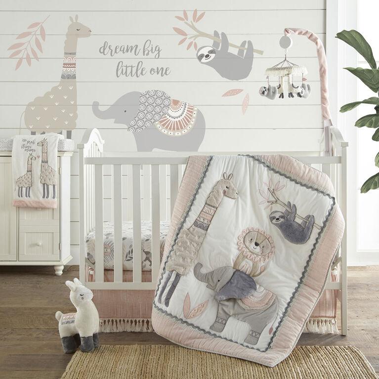 Levtex Baby Imani 4 Piece Bedding Set