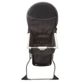 Cosco Simple Fold High Chair Black Arrow