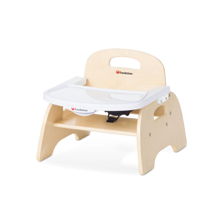 Foundations Easy Serve Ultra-Efficient Feeding Chair 5 Seat Height