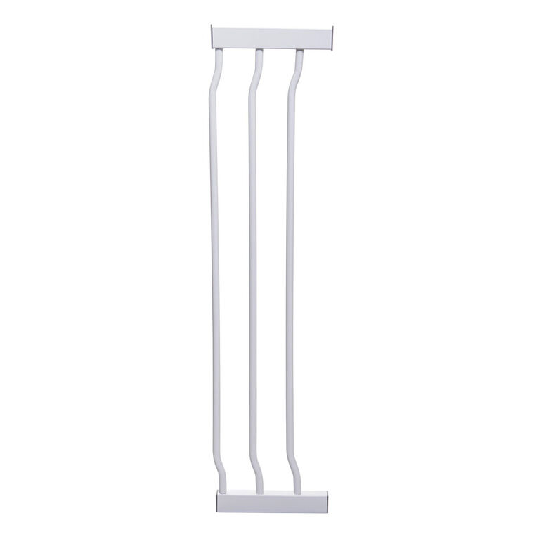 "Dreambaby®  Liberty Gate 7"" Extension - White"
