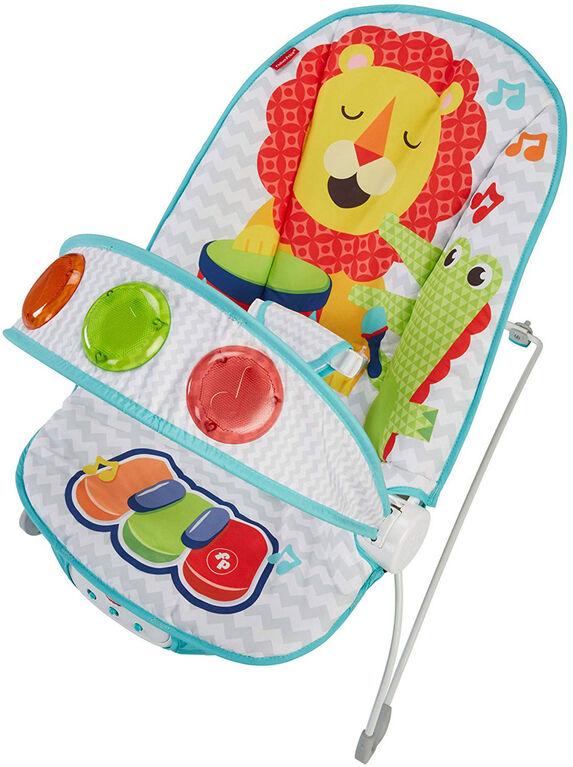 Fisher-Price Kick 'n Play Musical Bouncer