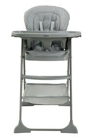 Chaise haute Slim Snacker de Graco- Humphry