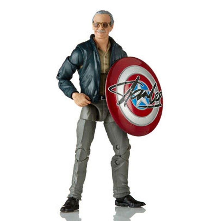 Marvel Legends Series -The Avengers Figurine de Stan Lee