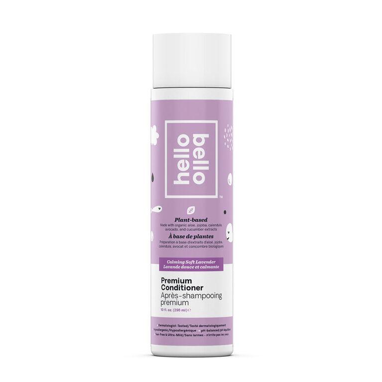 Hello Bello - Aprés-shampooing premium Lavande - 296ml