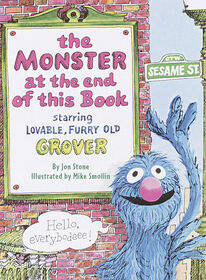 The Monster at the End of This Book (Sesame Street) - English Edition