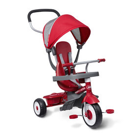 Tricycle Stroll N' Trike 4-en-1 de Radio Flyer