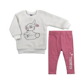 Disney Thumper 2pc Tunic Set - Pink, 3 Months