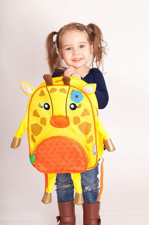 Zoocchini Sac à dos de Jamie la girafe.
