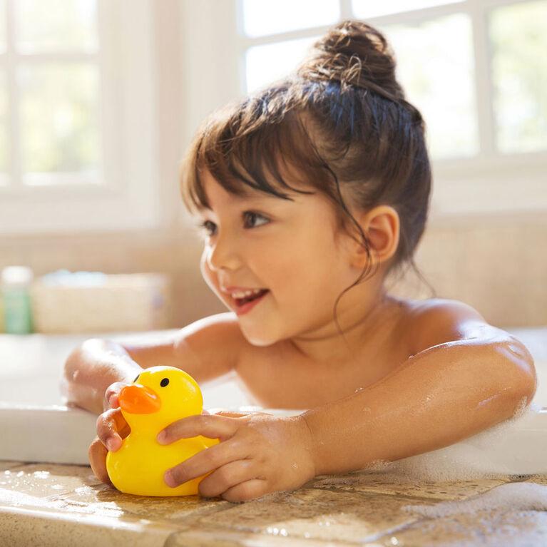 Canard de sécurité White Hot® pour le bain.