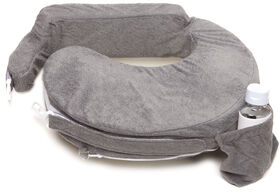 My Brest Friend - Coussin d'allaitement de luxe Evening Gray.