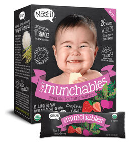 NOSH - Baby Munchables Strawberry & Beet